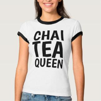 CHAI TEA QUEEN, T-shirts