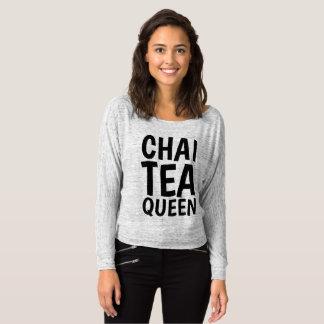 CHAI TEA QUEEN T-shirts & sweatshirts