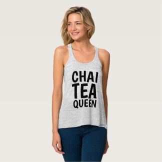 CHAI TEA QUEEN T-shirts & tank tops