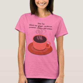 Chai Tea womens shirt