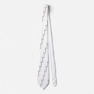 chain letter tie