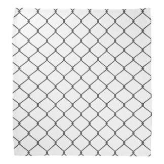 Chain Link Fence Bandana