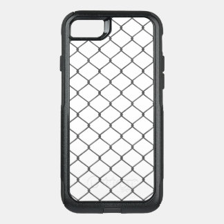 Chain Link Fence OtterBox Commuter iPhone 8/7 Case