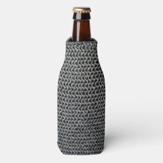 Chain Mail Bottle Cooler
