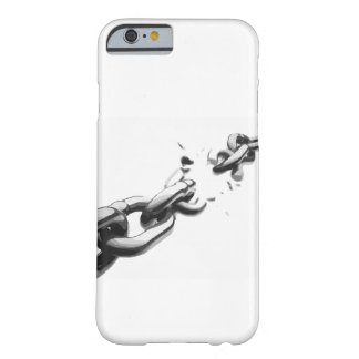 Chain of Freedom Broken Barely There iPhone 6 Case