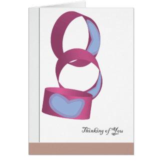 Chain of Love Card