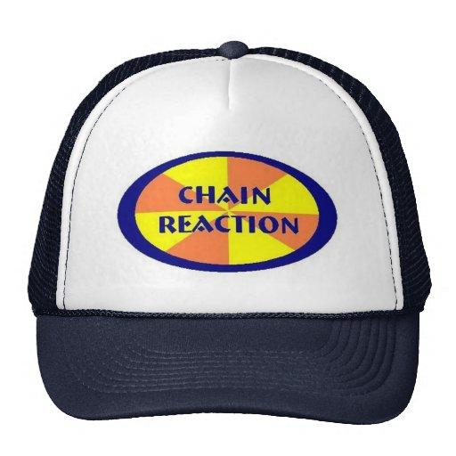 Chain Reaction Trucker Hat