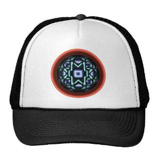 Chain Round Cap
