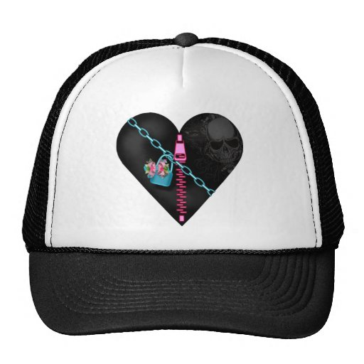 Chained Heart - Hat