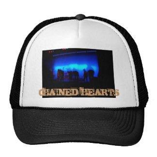 CHAINED HEARTS TRUCKER HATS