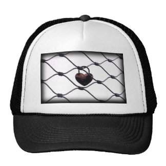 Chained Love Trucker Hats