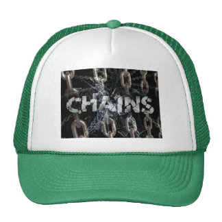 Chains Mesh Hat