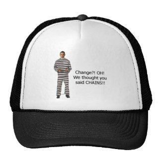 Chains Trucker Hats