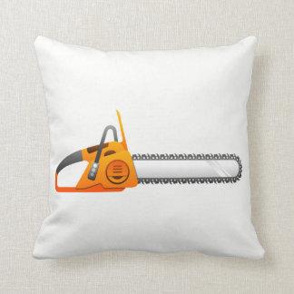 Chainsaw Cushion