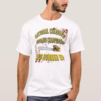 Chainsaw Juggling T-Shirt