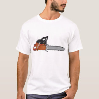 chainsaw T-Shirt