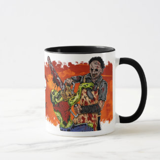 Chainsaw VS Zombie Cup