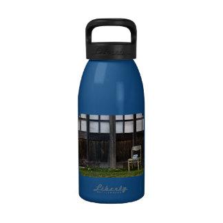 Chair & Blue Phone Reusable Water Bottles