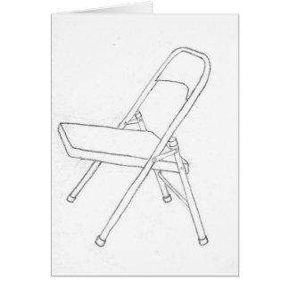 chair card