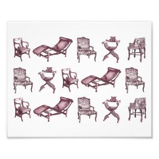 Chair drawings photo art