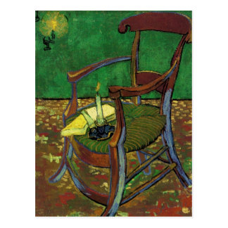 Chair of Gaugin Postcard