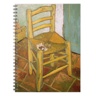 Chair of Van Gogh - Notebook