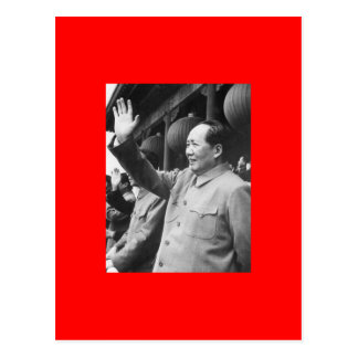 Chairman Mao Postcard