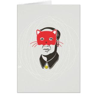Chairman Meow Card