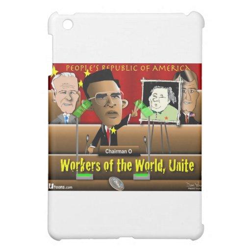 Chairman Obama Cover For The iPad Mini