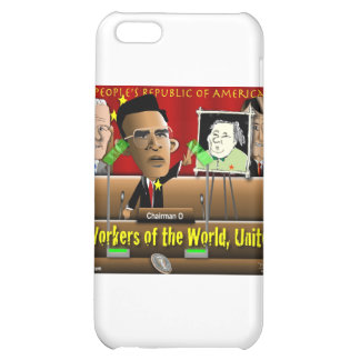 Chairman Obama iPhone 5C Cover