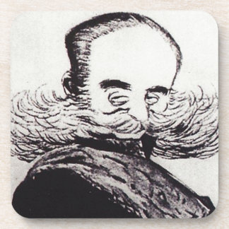 Chairman of the Council of Ministers I.L Goremykin Drink Coaster
