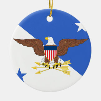 Chairman of the Joint Chiefs of Staff Ceramic Ornament