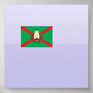 Chairman State Belarusian , Belarus Poster