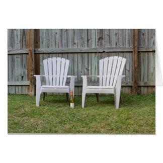 Chairs Card