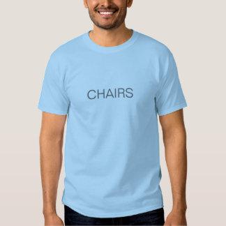 CHAIRS DEMITRI MARTIN SHIRT