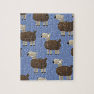 Chakka the Alpaca Jigsaw Puzzle