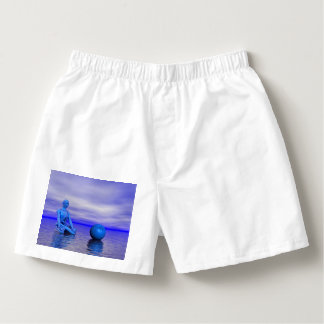 chakra blue and landscape boxers