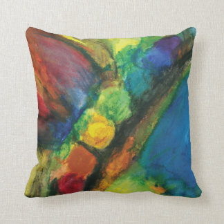 Chakra Flutterby energetic pillow