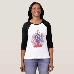 Chakra Mandala Meditation T-Shirt