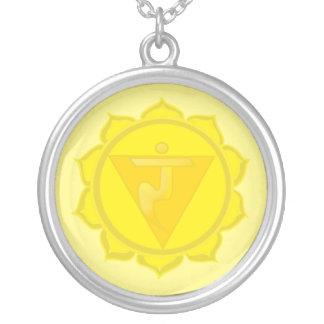 Chakra Manipura Solar Plexus Round Necklace