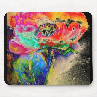 Chakra Poppy Mouse Pad
