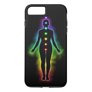 Chakra Silhouette Tough iPhone 7 Plus Case