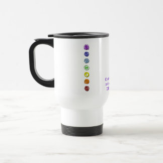 Chakra Wheels Travel Mug