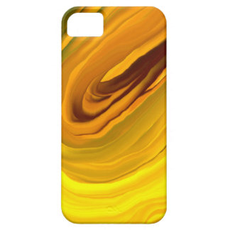 CHAKRA_YELLOW (solar plexus) Case For The iPhone 5