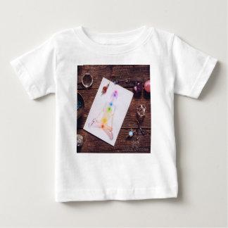 chakras and balance baby T-Shirt