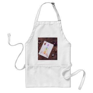 chakras and balance standard apron