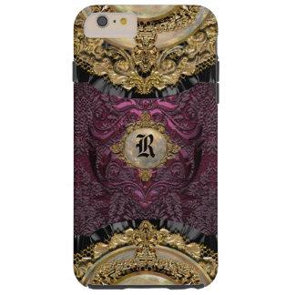 Chalchadoriz Elegant Monogram Plus iPhone 6 Case
