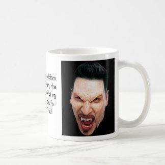 chalice_host, woochie-fx-vampire, From Catholic... Basic White Mug