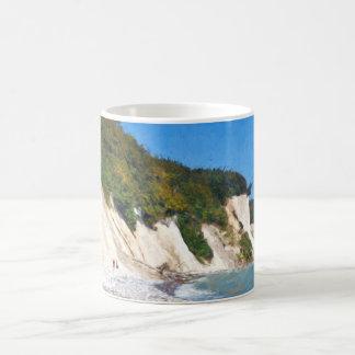 Chalk Cliffs, Ruegen Coffee Mug