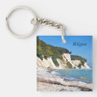 Chalk Cliffs, Ruegen Key Ring